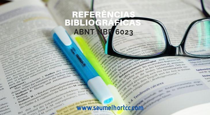 Referencias bibliográficas ABNT