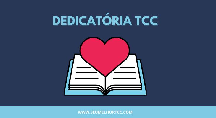 Dedicatória TCC ABNT