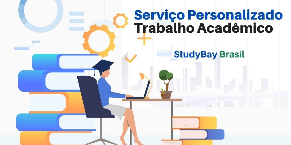 Serviço Personalizado Trabalho Acadêmico